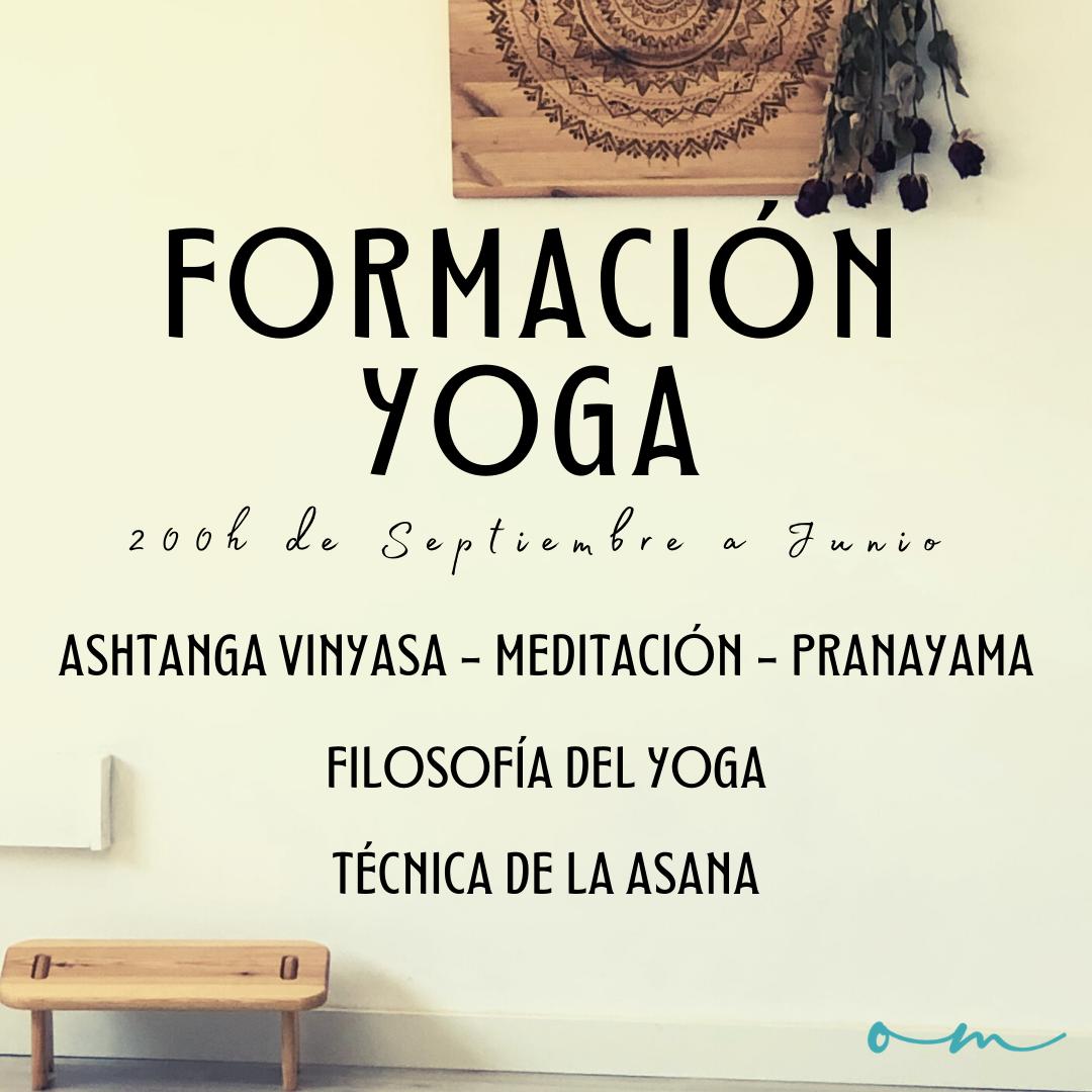 formacion yoga